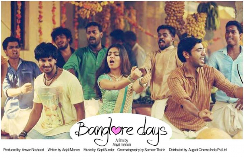 Bangalore Days Photos