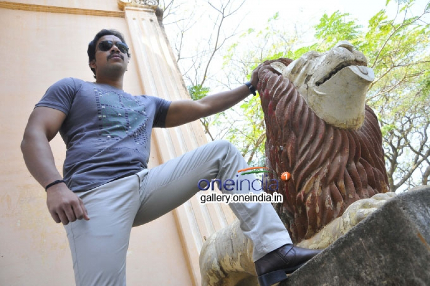 Bharat Sarja Photos