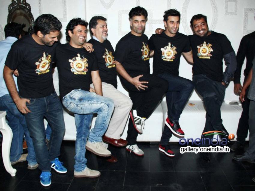 Bombay Velvet wrap up party at Villa 69 Juhu Photos