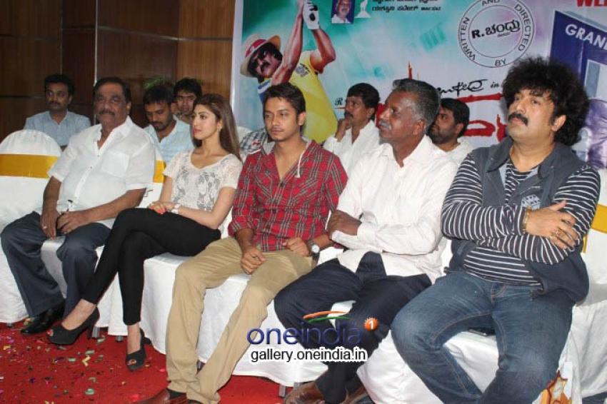 Brahma Movie 50 Days Success Meet Photos