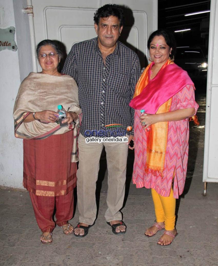 Special screening of Dekh Tamasha Dekh Photos
