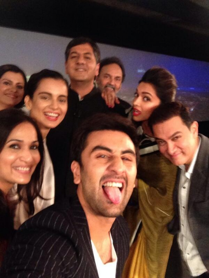 NDTV Indian of the Year Awards ceremony Photos