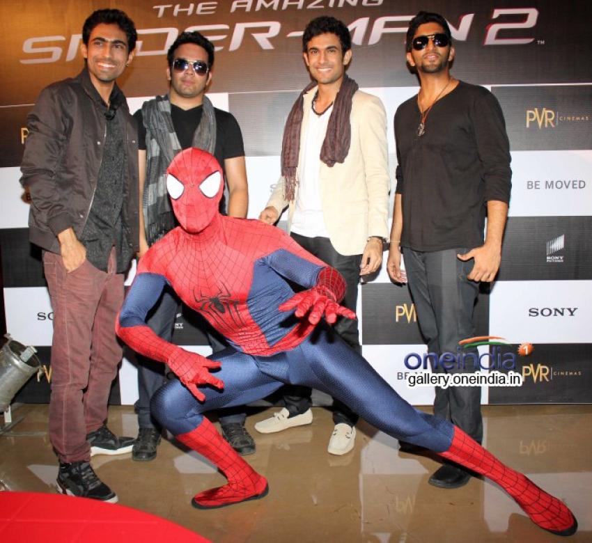 Screening of film The Amazing Spider-Man 2 Photos