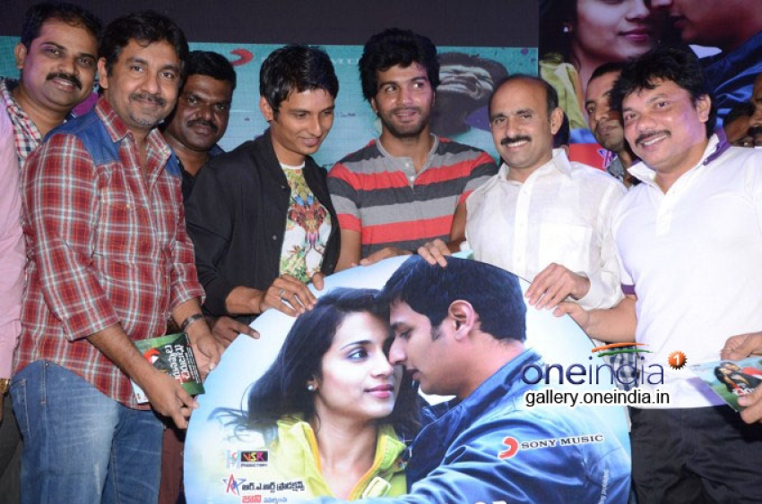 Chirunavvula Chirujallu Movie Audio Release Photos