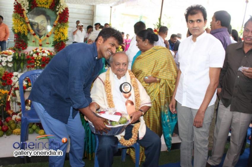 Dr Rajkumar Birthday Celebration Photos