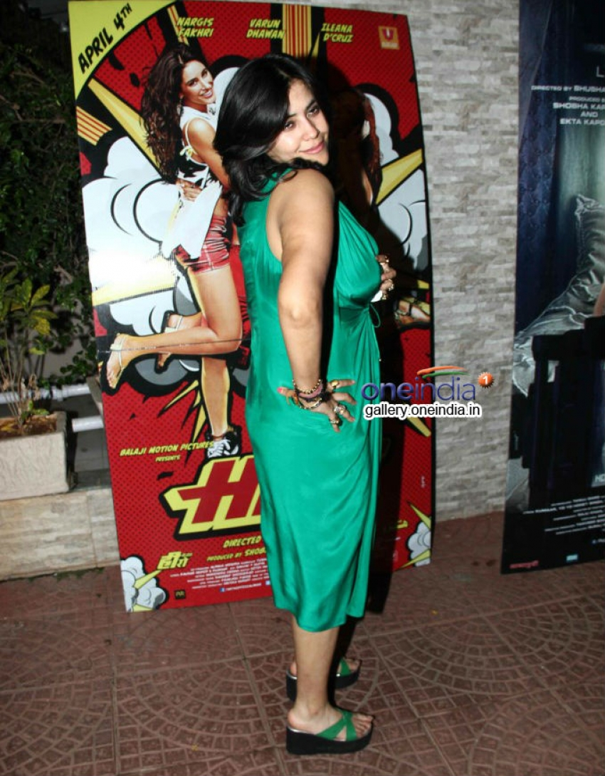 Ekta Kapoor's success party for Main Tera Hero & Ragini MMS 2 Photos