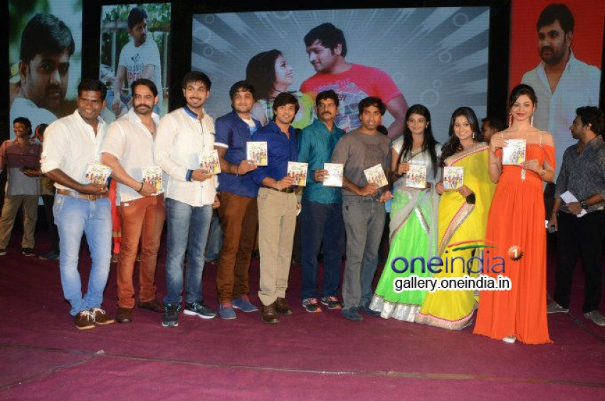 Green Signal Audio Launch Photos