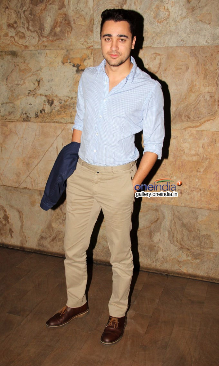 Imran Khan attends Rio 2 special screening at Lightbox Photos
