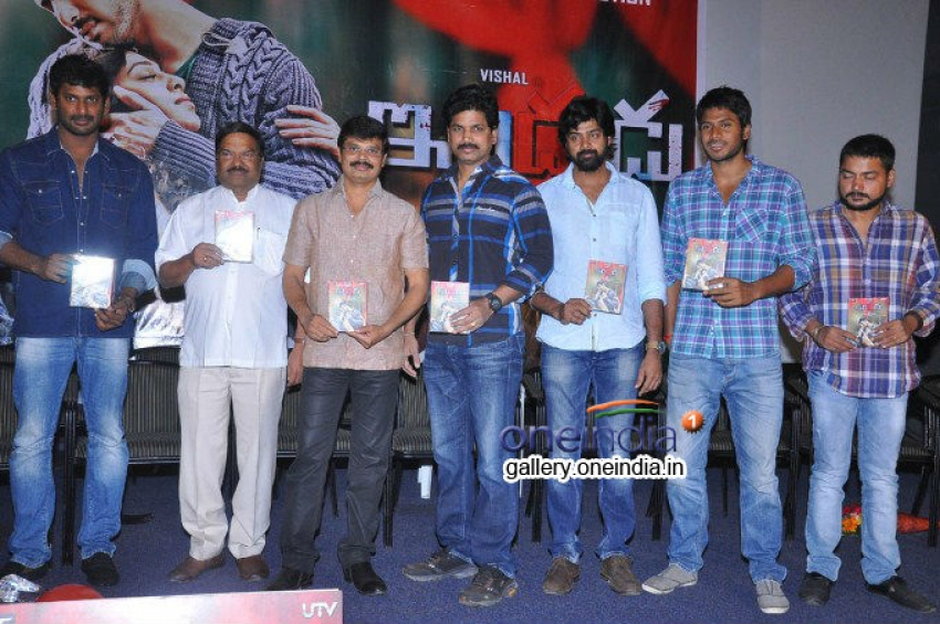 Indrudu Audio Launch Photos