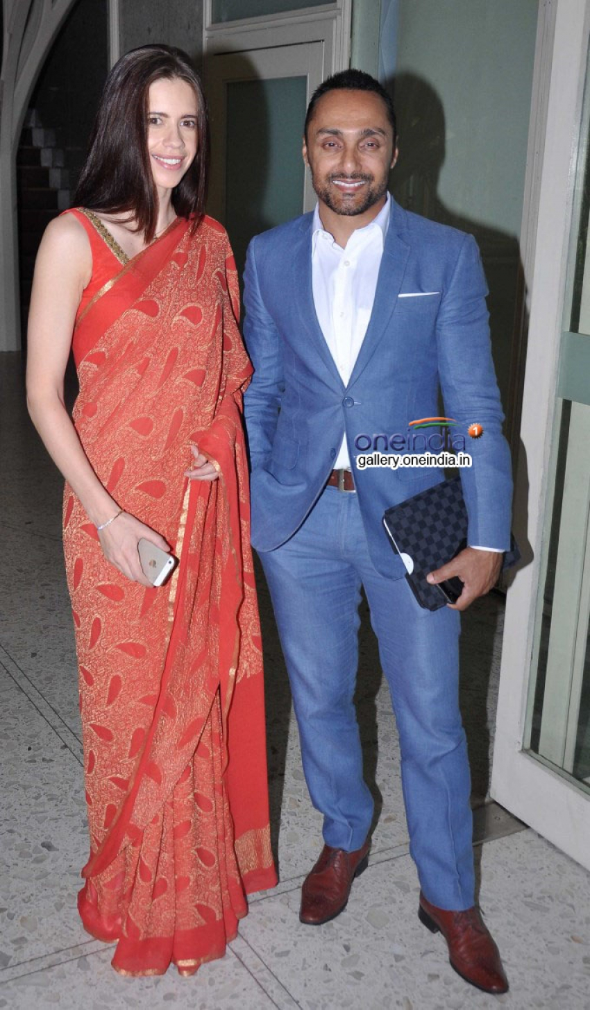 Kalki Koechlin and Rahul Bose at Announcement of ASCCSA Photos