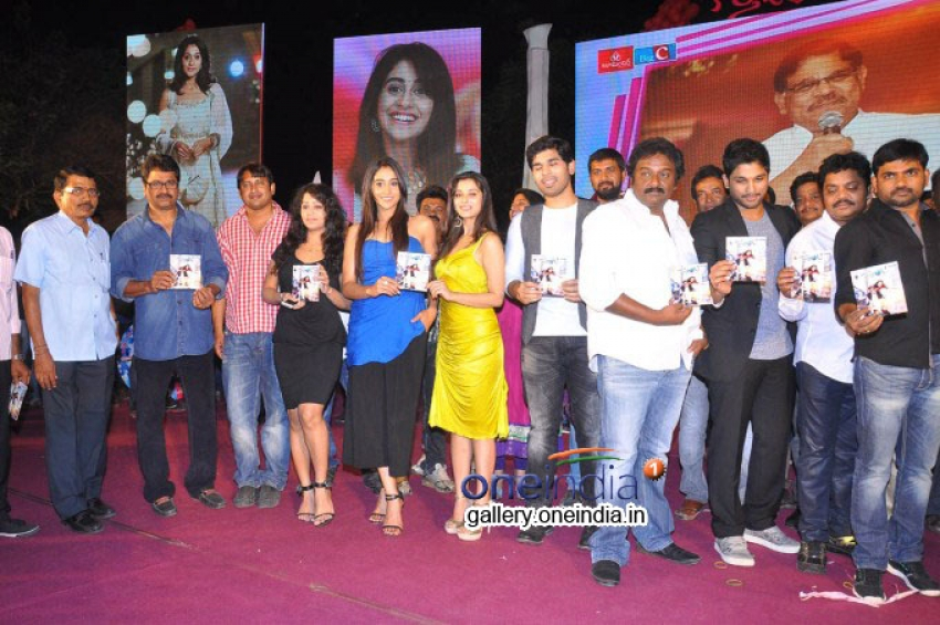 Kotha Janta Movie Audio Release Photos