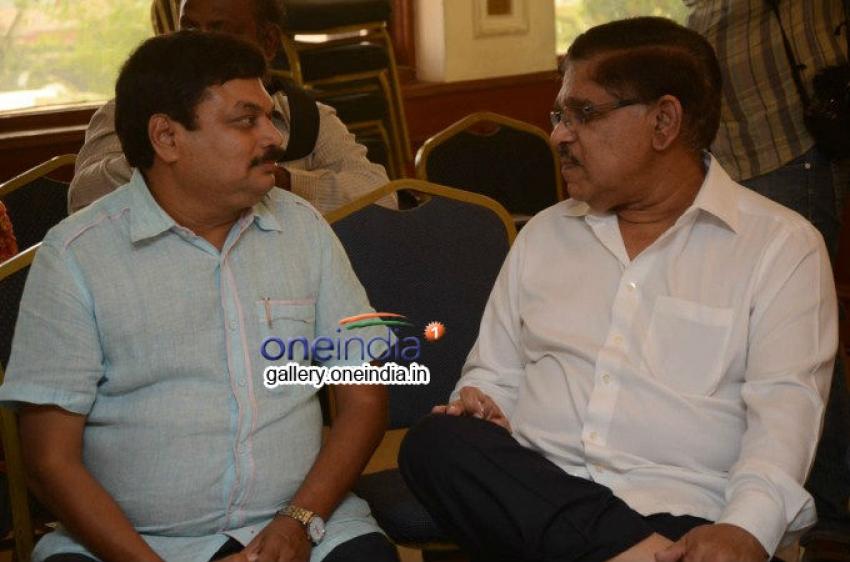 Kotha Janta Press Meet Photos