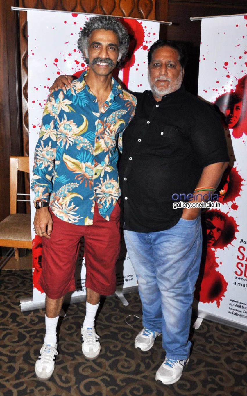 Saturday Sunday film first look launch Photos