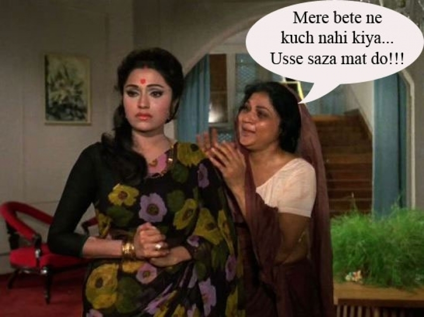 Most dramatic Nirupa Roy's dialogues Photos