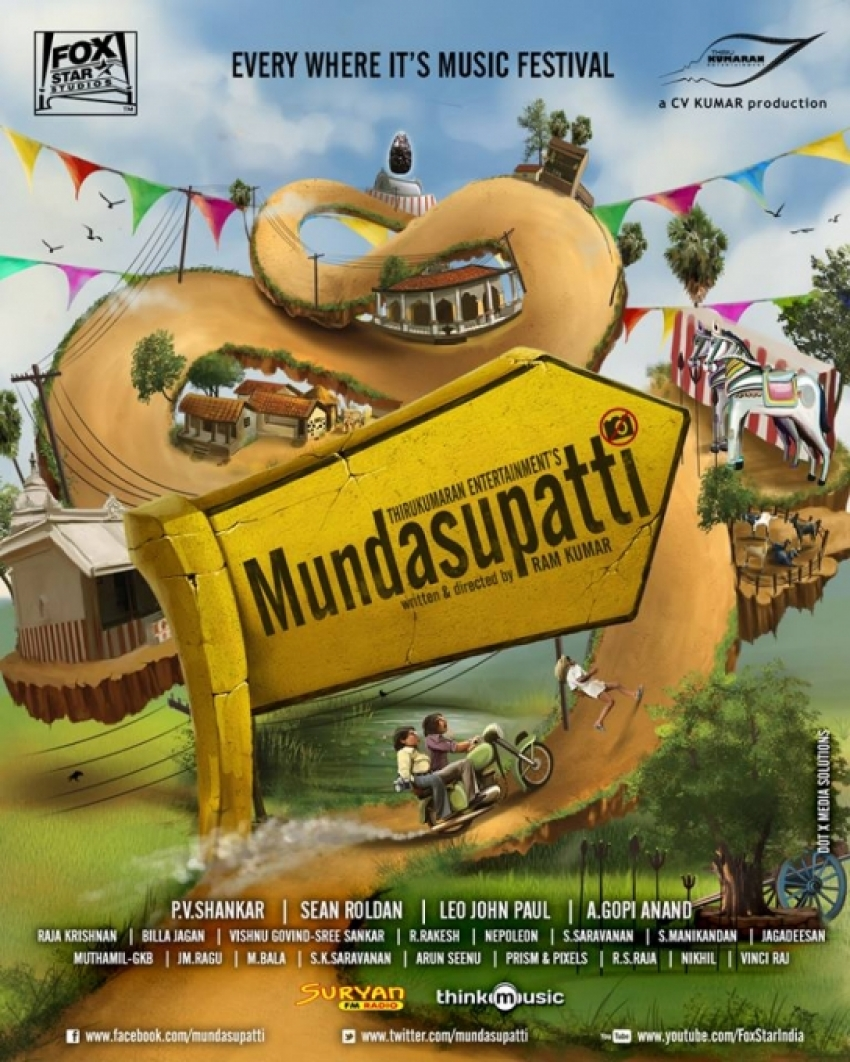 Mundaasupatti Photos