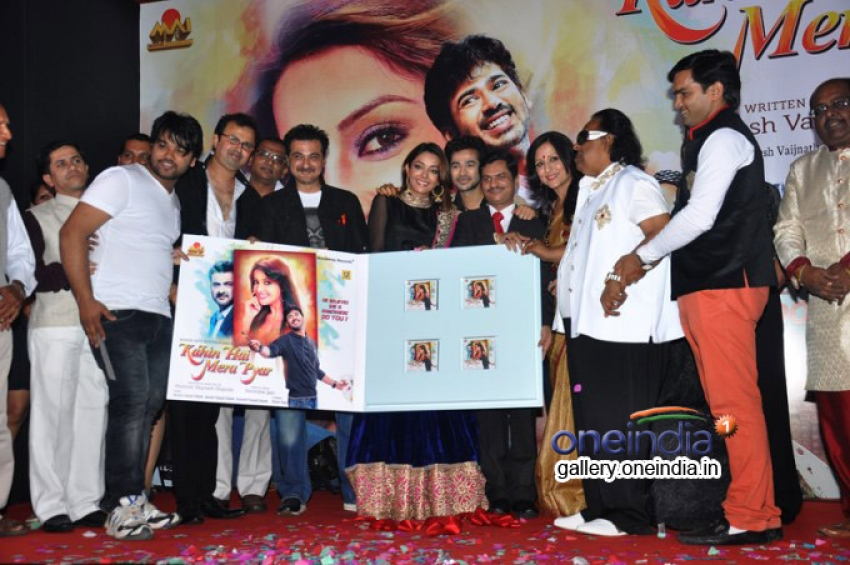 Music launch of film Kahin Hai Mera Pyar Photos
