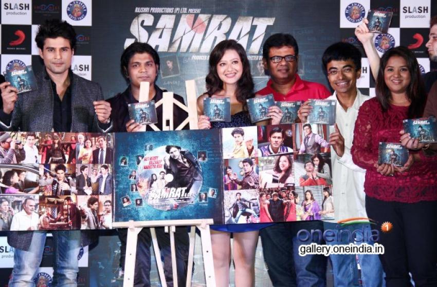 Music launch of film Samrat & Co Photos