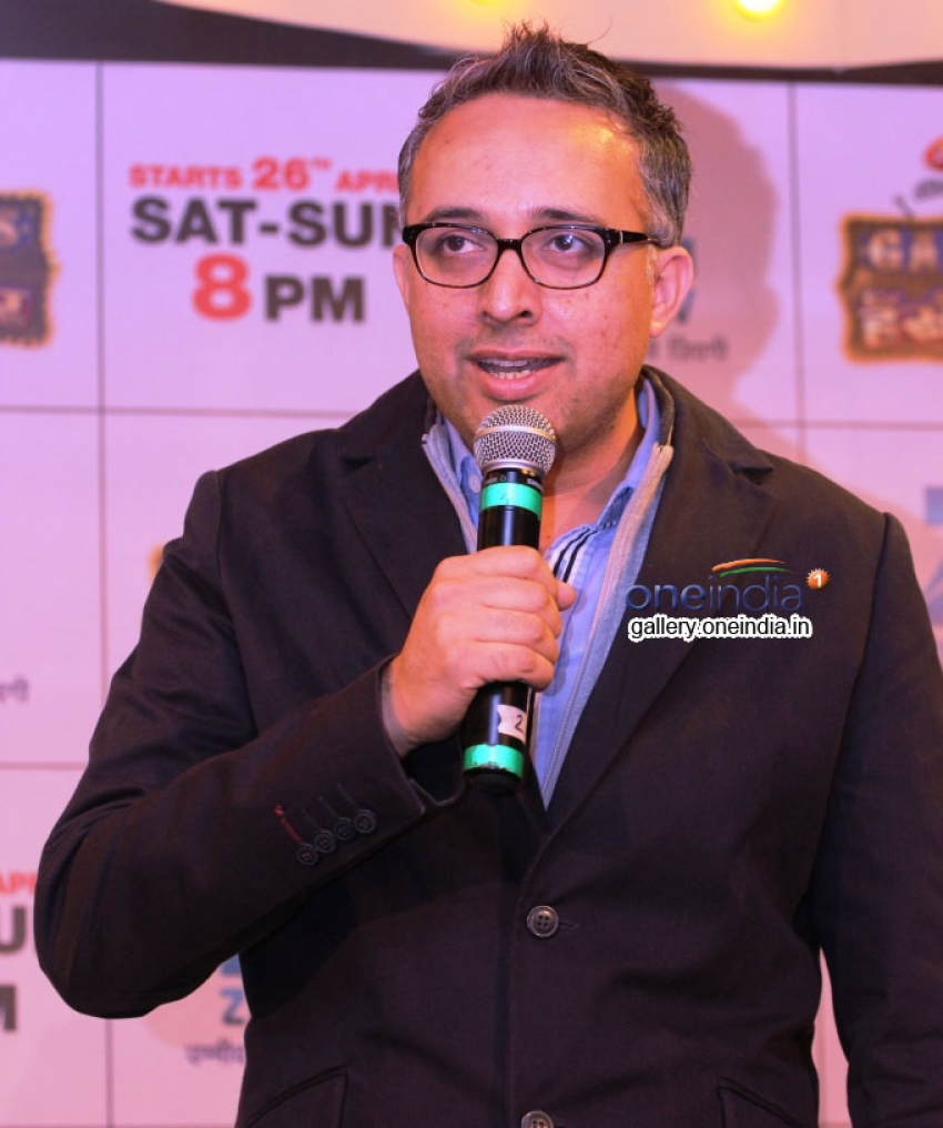 Gangs of Hasseepur Zee TV Comedy Show Launch Photos