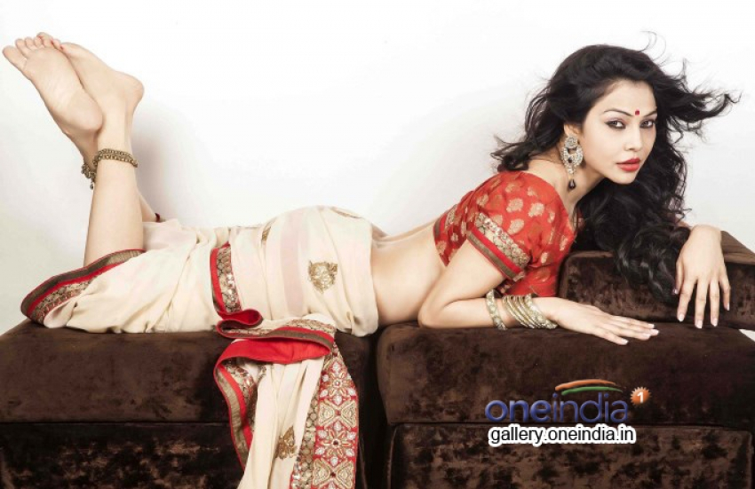 Nikita Rawal photoshoot for film Roti Kapda and Romance Photos