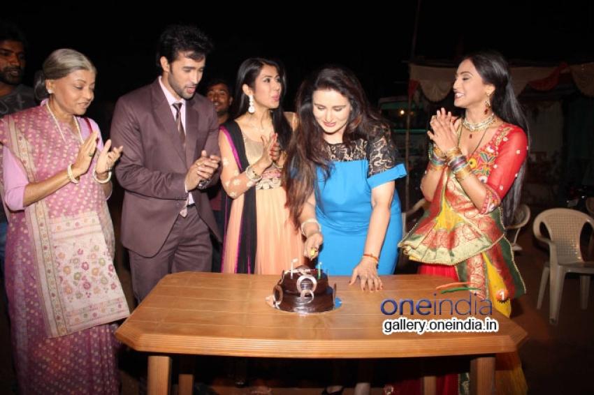 Poonam Dhillon Birthday Bash Photos