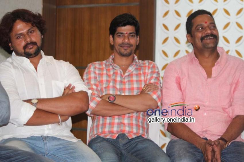 Rudra Tandava Press Meet Photos
