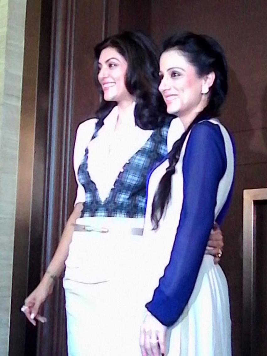 Red carpet of the power luncheon by Rouble Nagi and Sushmita Sen Photos