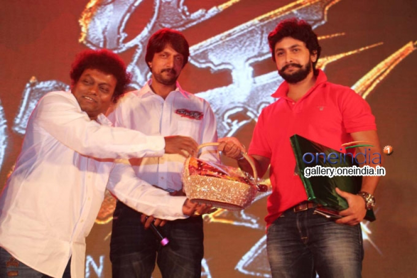 Maanikya Movie Press Meet Photos