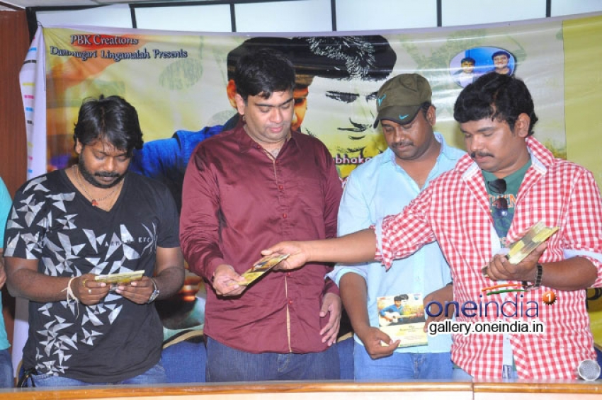 Tholisari Movie Audio Release Photos
