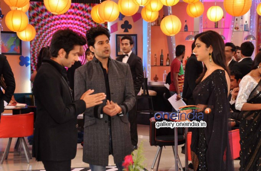 Samrat & Co promotion on the sets of Pyaar Ka Dard Hai Photos