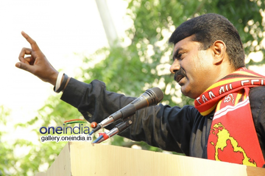 Seeman Election Campaign Photos