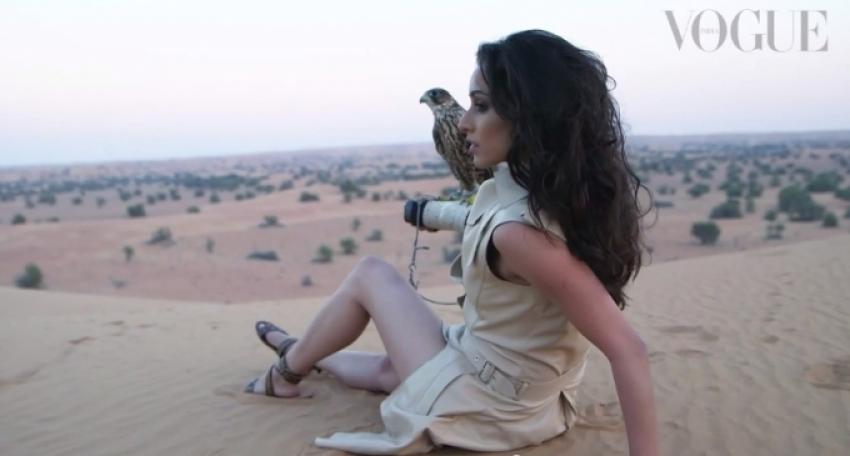 Shraddha Kapoor's Vogue India April 2014 cover shoot Photos