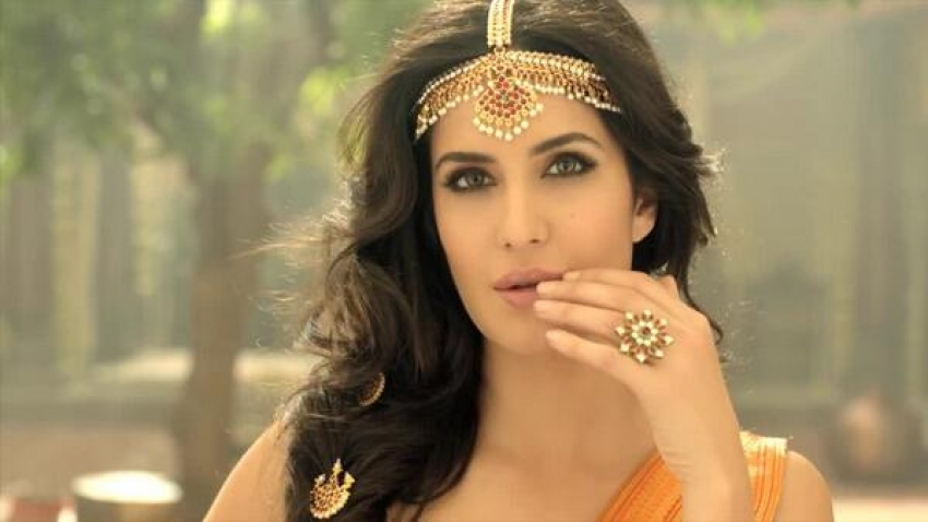 Slice Swayaamvar ad with Katrina Kaif Photos