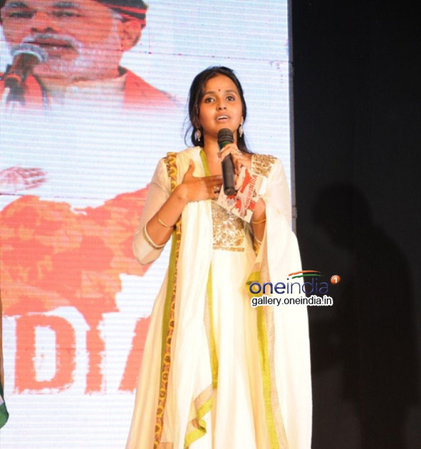 Smita's Wake Up India Album Launch Photos