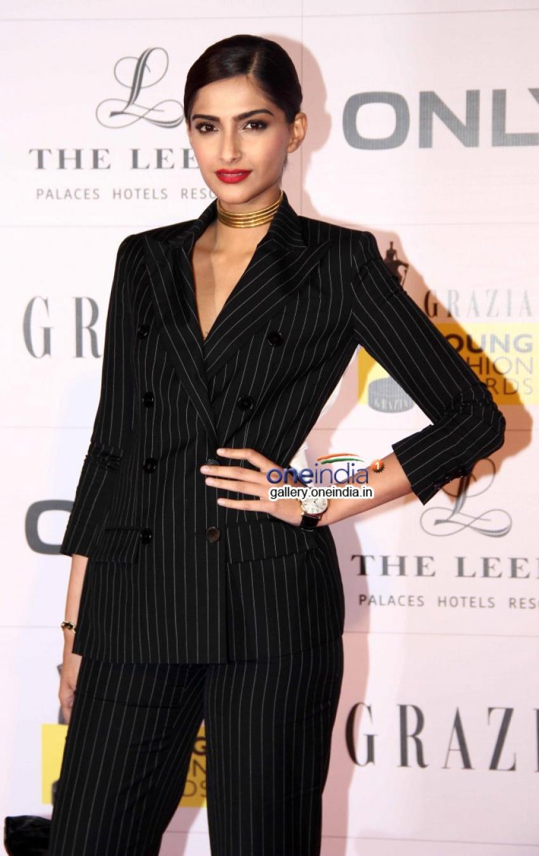 Grazia Young Fashion Awards 2014 Photos