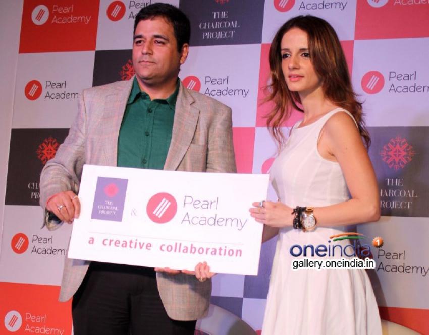 Suzanne Khan launches Pearl Academy's Mumbai Campus Photos