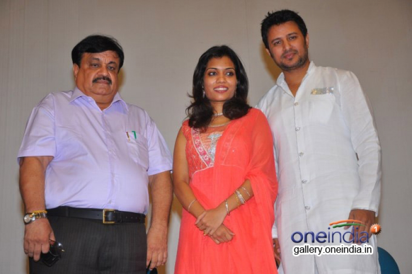 Actor Tarapuram Raja press meet Photos