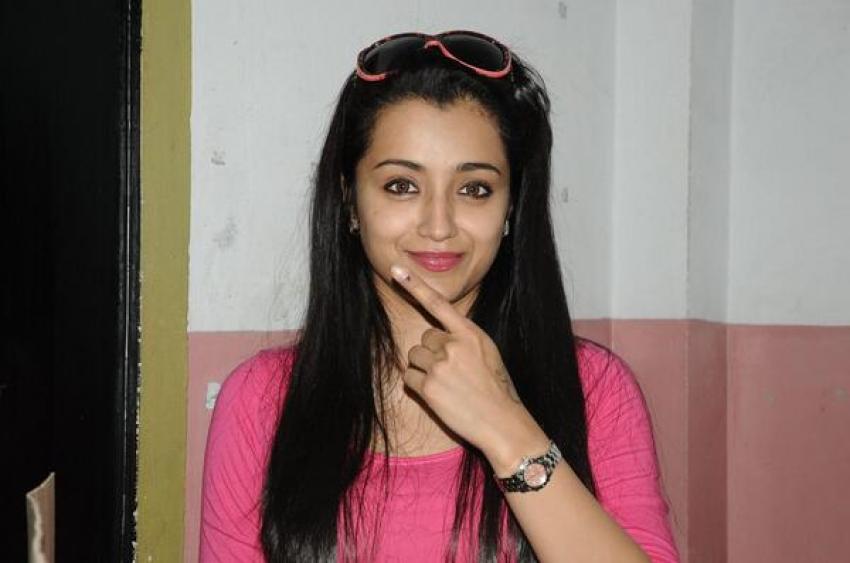 Rajini, Ajith, Kamal and other celebs casted their Votes Photos