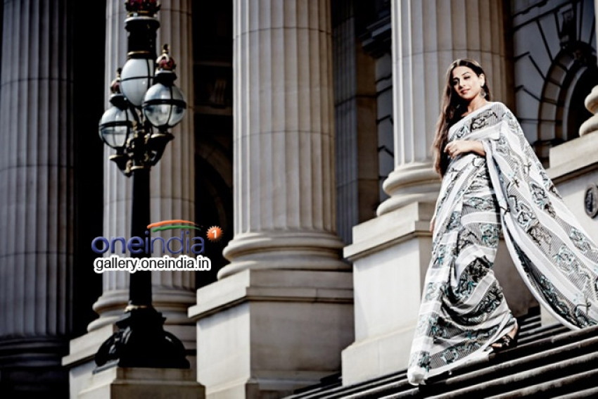 Vidya Balan's photoshoot for Indian Film Festival of Melbourne 2014 Photos