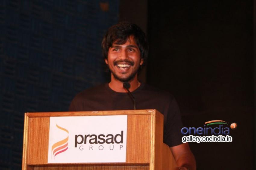 Mundasupatti Press Meet Photos