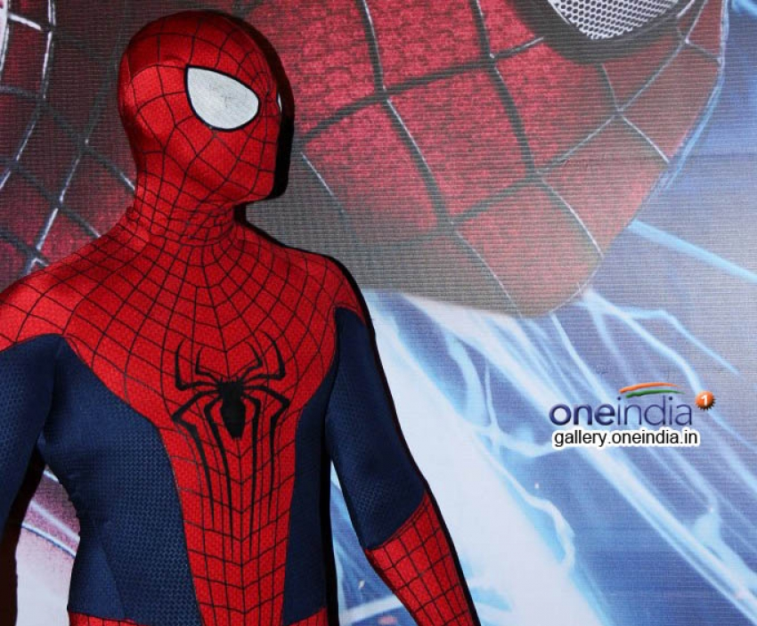 Vivek Oberai launches Hindi Trailer & Music of The Amazing Spider-Man 2 Photos