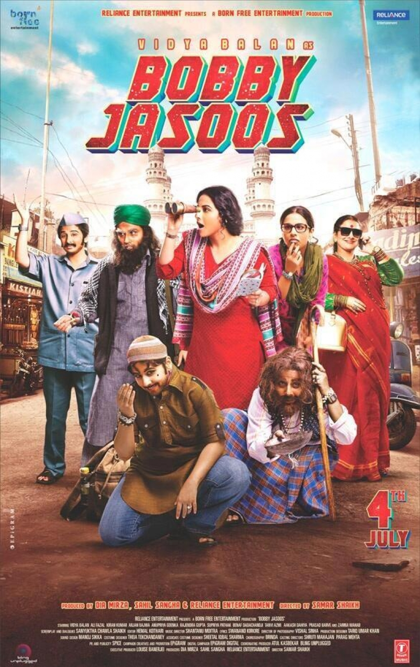 Bobby Jasoos Photos