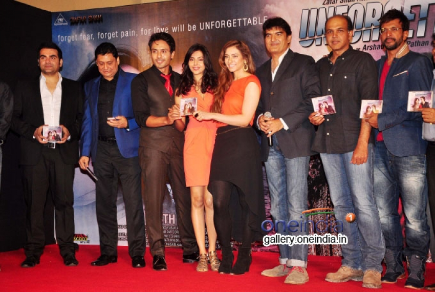 Unforgettable Audio Release Photos