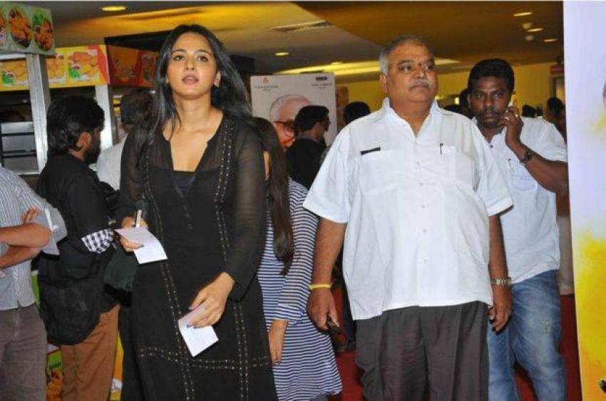 Celebs at Manam World Premiere Show Photos
