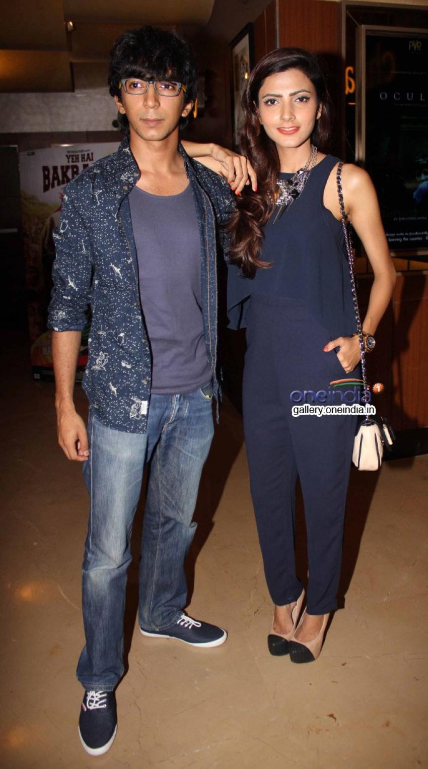 Yeh Hai Bakrapur film premiere at PVR Juhu Photos