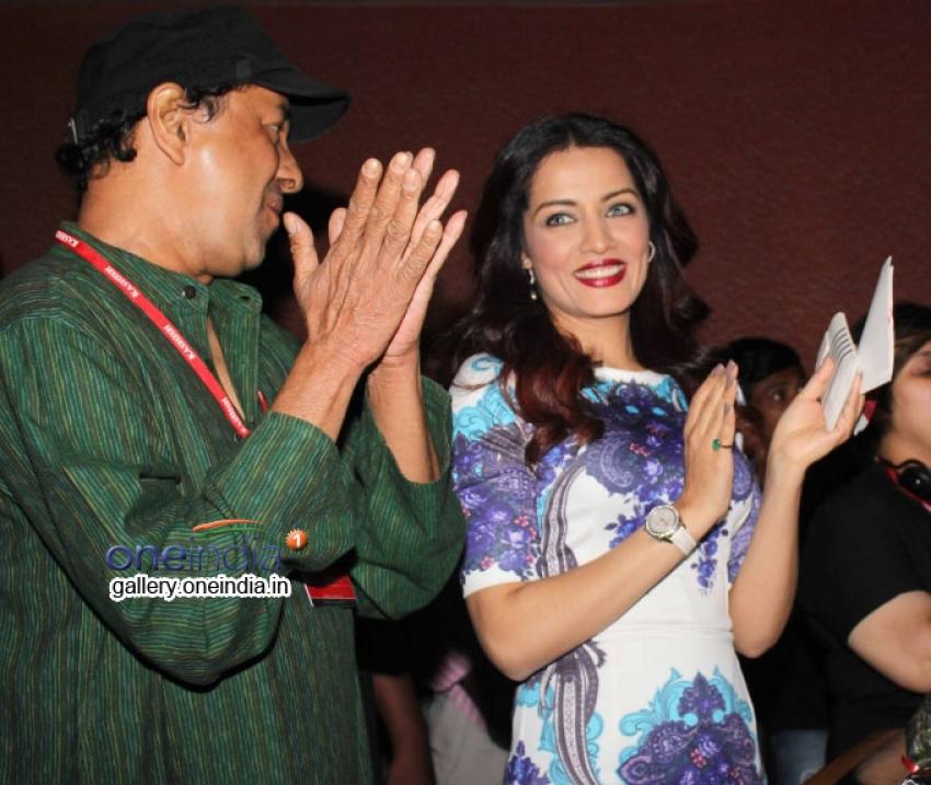 Celina Jaitly at Kashish 5th Mumbai International Queer Film Festival Photos