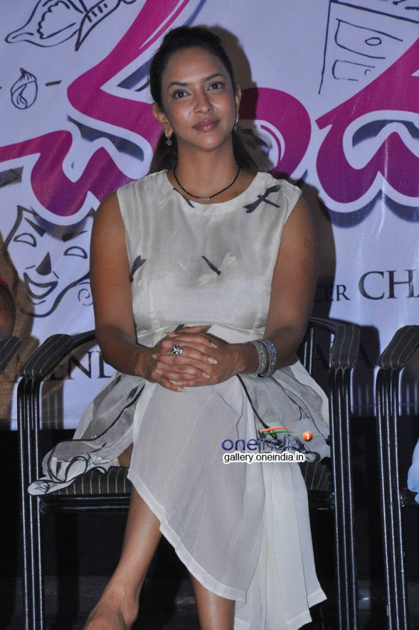 Chandamama Kathalu Success Meet Photos