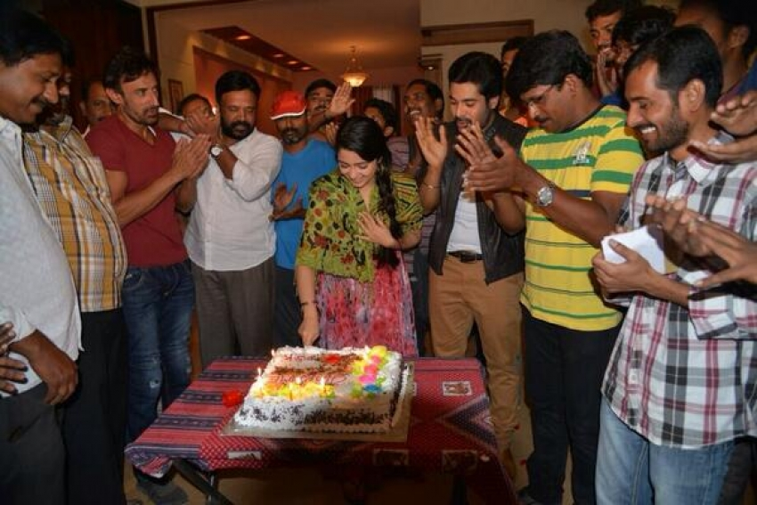 Charmy Kaur Birthday Celebration 2014 Photos
