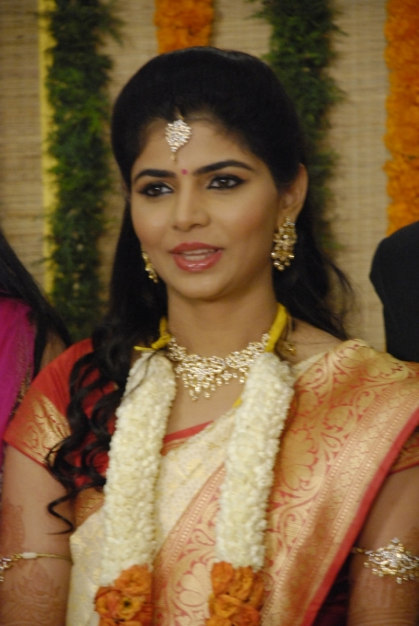 Chinmayi and Rahul Ravindran Wedding Reception Photos