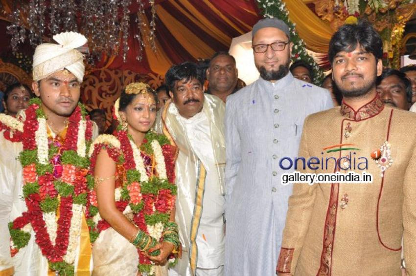 Chinna Srisailam Yadav Daughter Marriage Photos