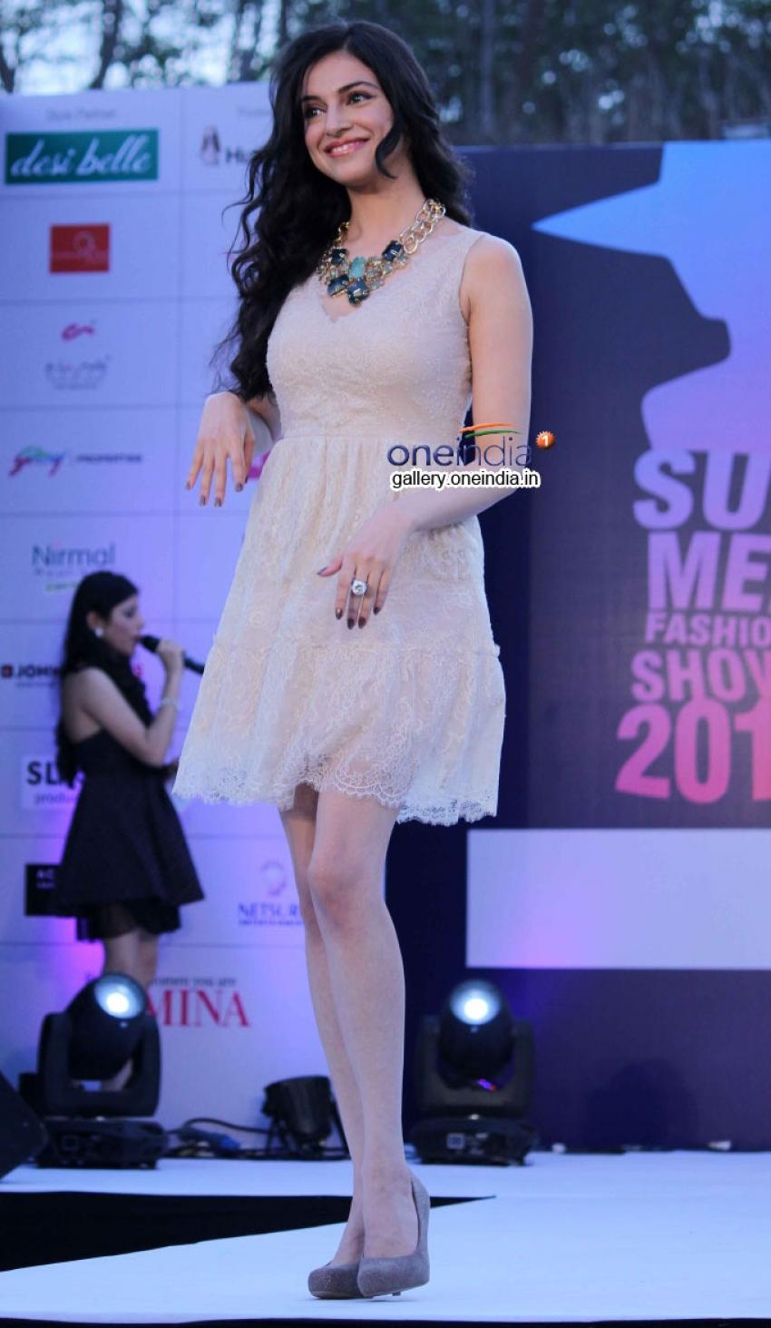 Femina Showcase Event at Inorbit Mall Photos